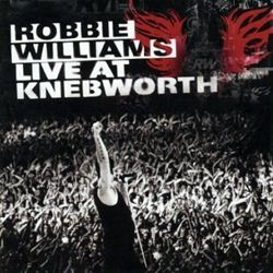Robbie Williams Live Album Knebworth